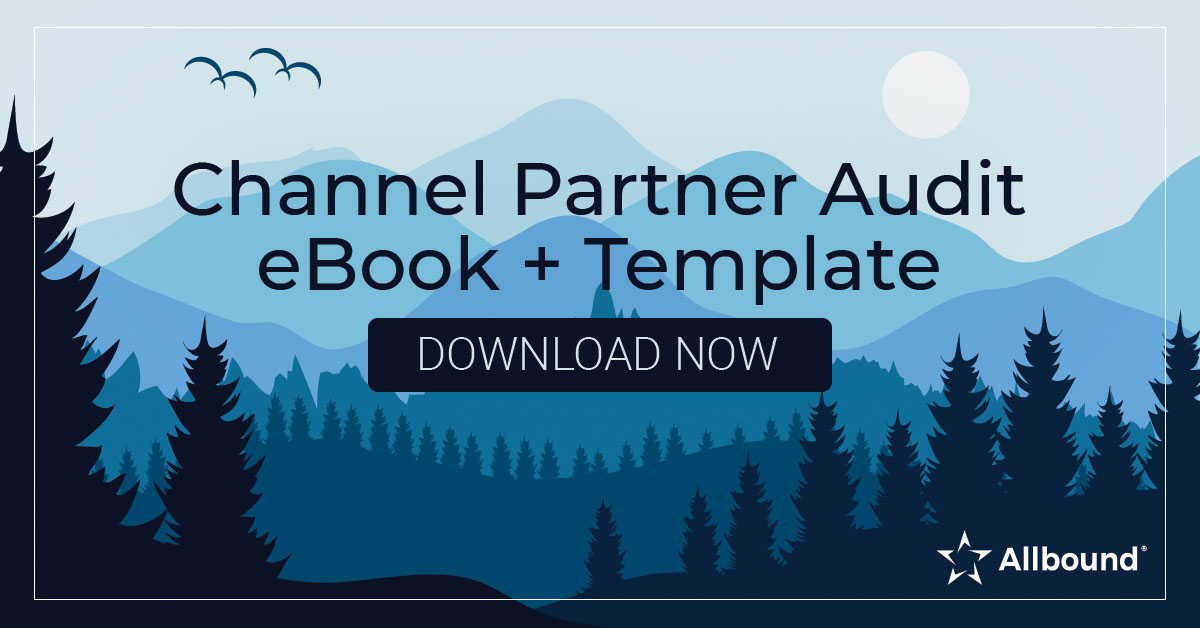 Channel Partner Program Audit eBook + Template